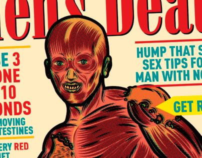 Front Magazine #181 (April 2013, UK)