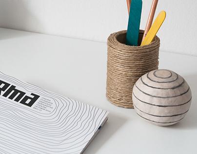 Design for Forma magazine