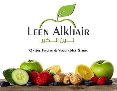 Leen Alkhair - Online Fruits & Vegetables Store