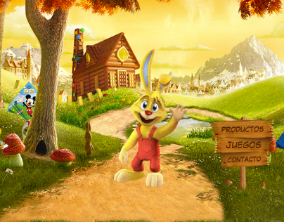 Arcor Pascuas (Easter) - Website