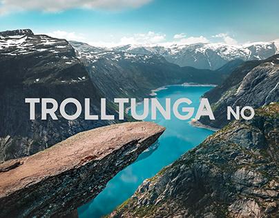 Hiking to Trolltunga NO
