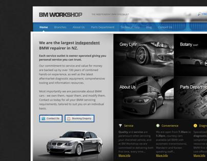 Web Design - 2009