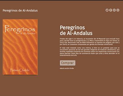 Libro Peregrinos de Al-Andalus