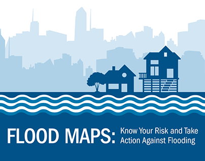 FEMA Flood Maps Infographic