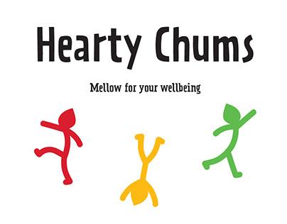 Hearty Chums 3D