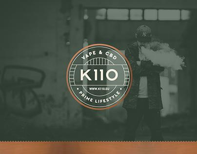 K110 Rebranding & New Store in town