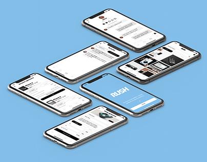 RUSH Mobile App