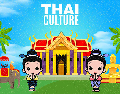 Thailand Illustrations