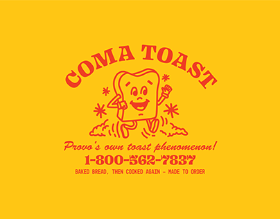 Coma Toast
