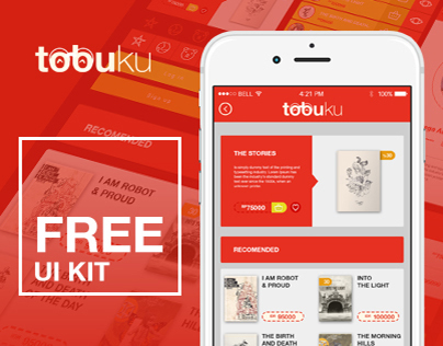 Tobuku UI Kit - Free Download
