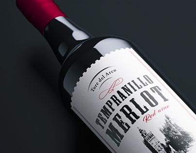 Tore del Arco   Wine label