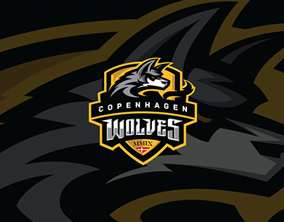Copenhagen Wolves - Esports Wallpapers