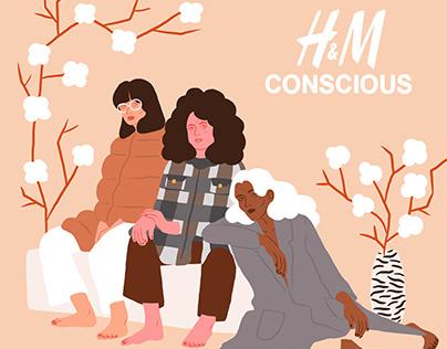 LUCYMACARONI - H&M CONSCIOUS