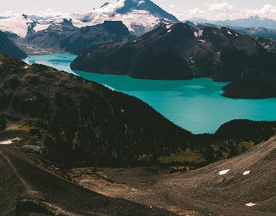 Mountain Scapes By Ali Slutsky