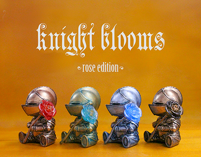 Knight Blooms: Rose Edition