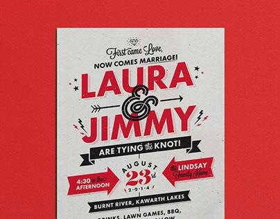 Laura & Jimmy