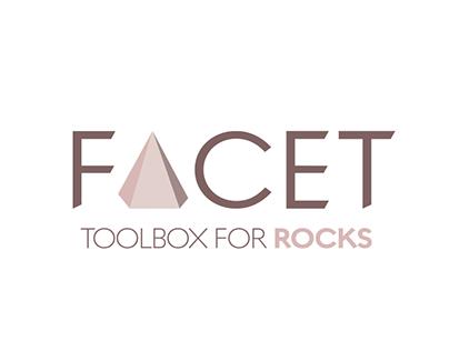 Facet Toolbox for Rocks (app)