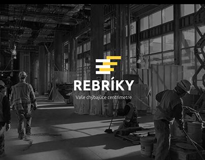 Logo Identity - Rebríky / Ladder
