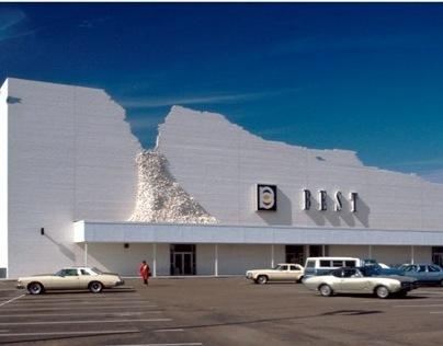 BEST Indeterminate Façade Building