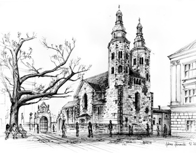 Drawings: real architecture