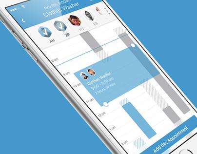 Dispatch Mobile iOS App Design