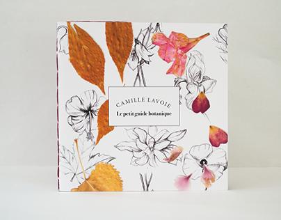 Le petit guide botanique: une biographie