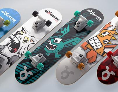 Monster Boards