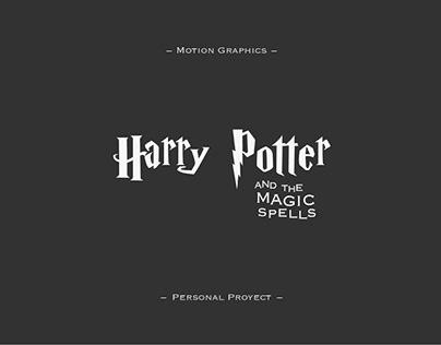 HP - Magic Spells