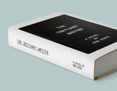 The Obituary Writer - Book Design