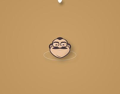 Animation Logo / Motion Design - Sr. Barriga