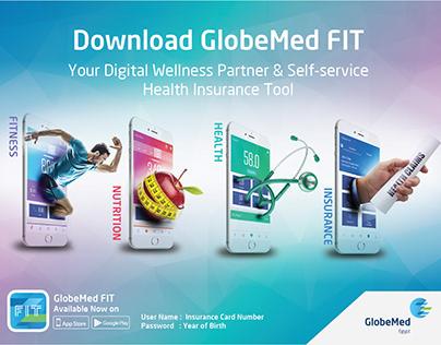 Medical Insurance App Branding