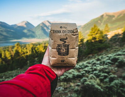 'Think Outside' Coffee