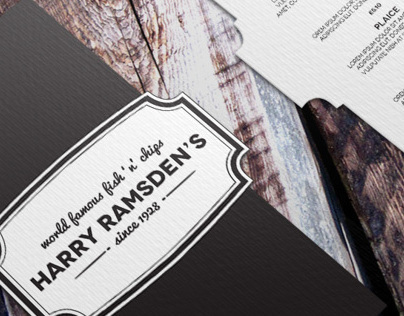 Harry Ramsdens - British Fish & Chips
