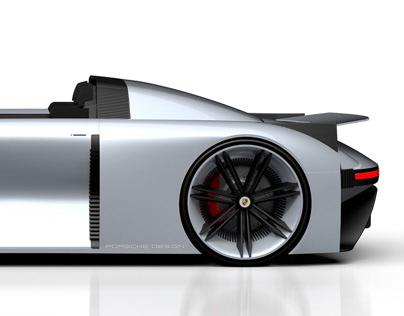 Porsche E-Hommage