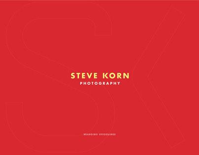 Steve Korn Brand Identity