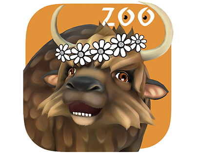 "Augmented Reality book ""Lithuanian Zoo"""