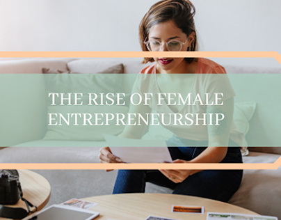 The Rise of Female Entrepreneurship | Dawn Demers