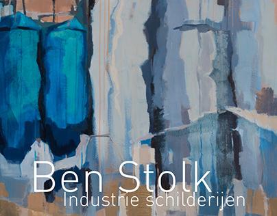 Ben Stolk Industrie schilderijen