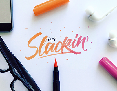 Instagram Hand-Lettering Collection 2016 Vol. 2