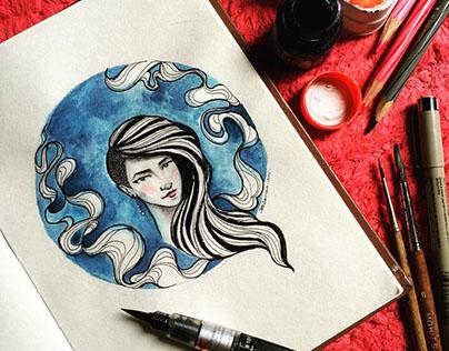 Sketchbook Illustrations!
