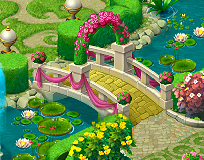 Isometric bridge