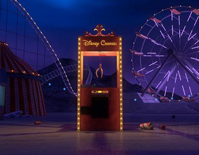 Disney Channel - Promo - Amusement Park