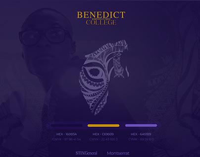 BC (Benedict College) Concept ReBrand