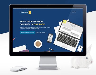 Timeliner UI Bundle - Free PSD
