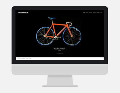 Novantadue | Website