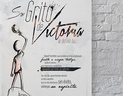 microcuento3// Grito de Victoria