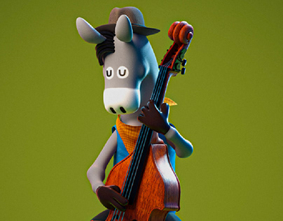Donkey And Contrabass
