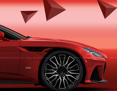 Aston Martin DBS Superleggera Shooting Brake