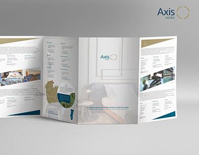 Brochura - Axis Hotéis