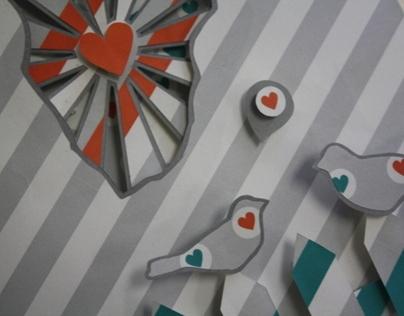 Finito: Pattern & Paper Fun!